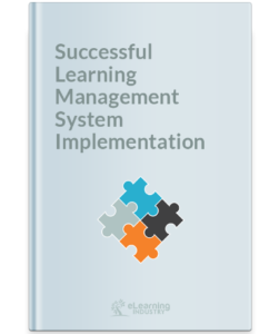 Successful Learning Management Implementation eBook WBT Systems and eLearningIndustry