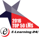 2016 Top 50 LMS award for TopClass LMS