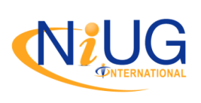 NiUG International logo