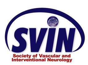 Society of Vascular and Interventional Neurology logo