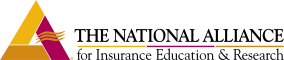 The National Alliance for Insurance Education & Research logo