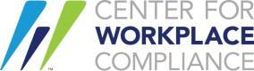 Center for Workplace Compliance logo