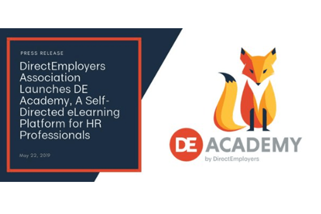 DirectEmployers Association launches DE Academy built on TopClass LMS