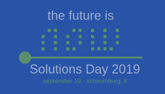 WBT Systems is exhibiting at Solutions Day 2019