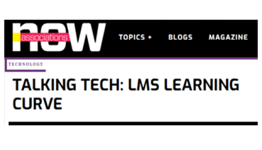 Associations Now - Talking Tech: LMS Learning Curve featuring WBT Systems