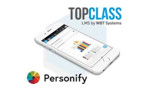 TopClass LMS Integration with Personify