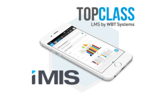 TopClass LMS integration to iMIS